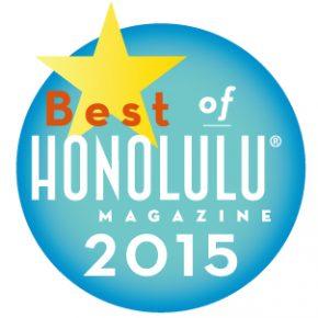 Best of Honolulu 2015 | ベストロールケーキ受賞