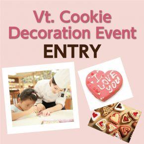 Kids Cookie Decoration Workshop | こどもクッキーデコレーション教室開催