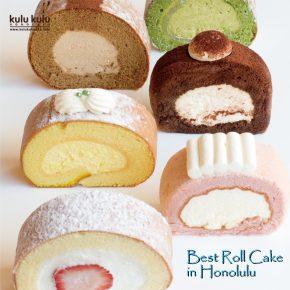 Roll Cake Fair!!! | 9月はロールケーキフェア!