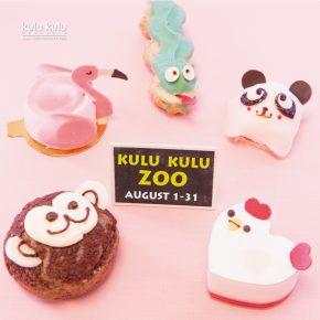 Theme of August is Kulu Kulu Zoo!!! | 8月はクルクルZooがやってくる!