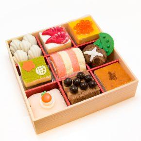 New Year Osechi Cake | 2018 おせちケーキ