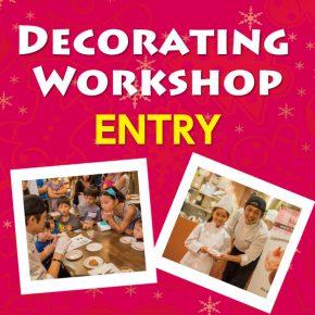 Christmas Decorationg Workshop for Kids 12/9/2018 | クリスマスこどもクッキー教室開催