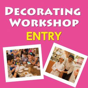 Valentine Decorationg Workshop for Kids 2/10/2018 | バレンタインこどもクッキー教室開催