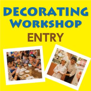 Decorating Workshop for Kids 9/23/2018 | クッキーデコレーション教室開催
