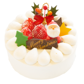 2018 Christmas Cake Order Started | クリスマスケーキ予約開始!!