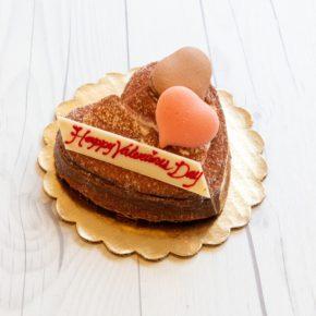❤❤Happy Valentine's Day❤❤ | ❤❤バレンタインチョコレートチーズケーキ❤❤