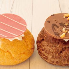 Cream Puff Fair!!! | 4月はシュークリームが大集合!
