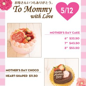 Mother's Day Special Cake!!! | 母の日のケーキ