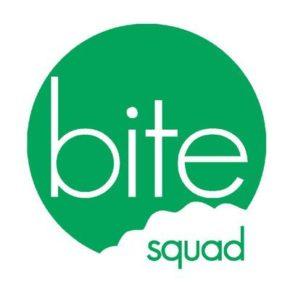 We Are on Bite Squad! | デリバリーサービス Bite Squad