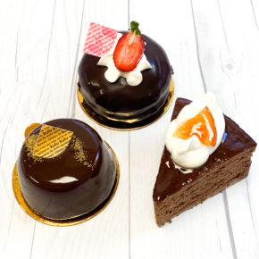February is for Chocolate Lovers! | 2月のテーマは「チョコレート」